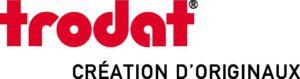 Logo Trodat France Création d'Originaux