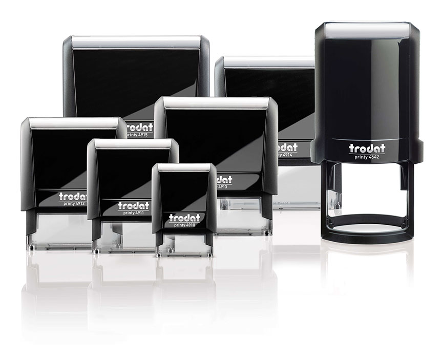 Tampon Trodat : la gamme Printy